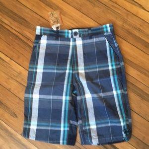 Micros boys shorts new with tag, sz 14
